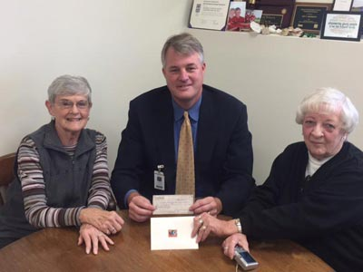 class of 1954 donation